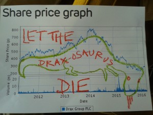 Let Draxosuaurs die share graph image from duncan