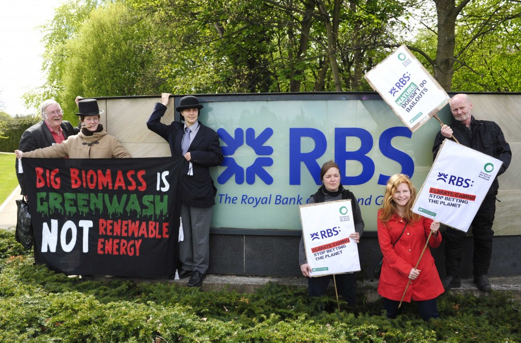 RBS Mountain Destruction Protest 13