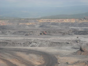 Cerrejon coal mine, Colombia: Macquarie holds shares in one of the owners