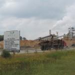 Logs going to Enviva Pellet mill supplying Drax (N Carolina)
